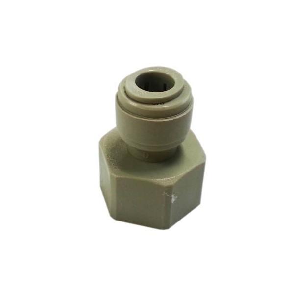 Female thread - HCF-G-I - FluidFit HCF-G Female adapter BSPP (inch)