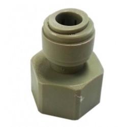 Internal thread - HCF-UNF-I - FluidFit HCF-UNF Female adapter UNF (inch)