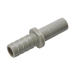 Tube to hose - HCJB-I - FluidFit HCJB Tube to barb connector (inch)