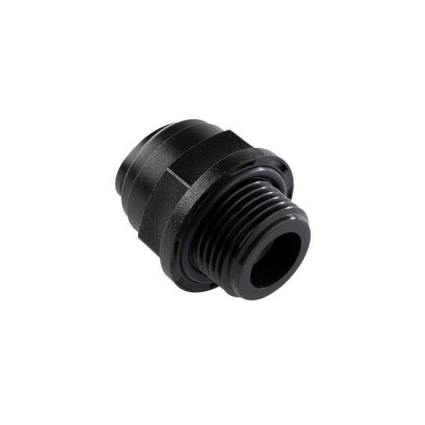 External thread - HPC-G-M - FluidFit HPC-G Male connector BSPP (mm)