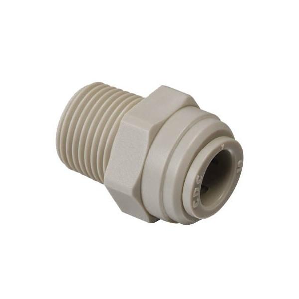 External thread - HPC-I - FluidFit HPC Male connector NPTF (inch)