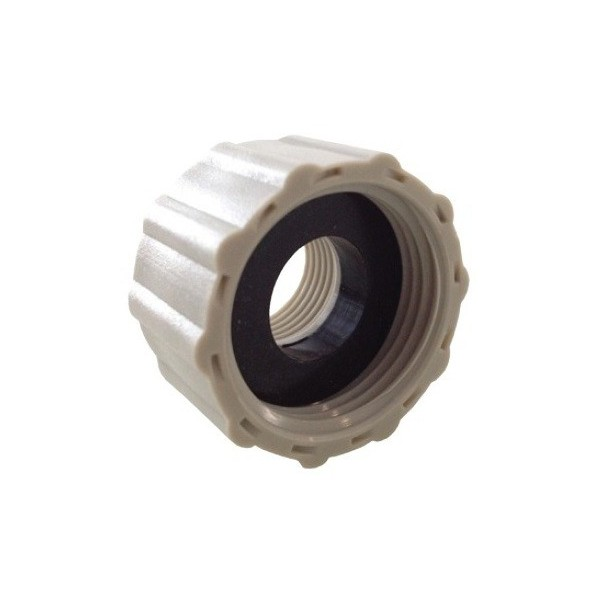 Internal thread - HUFF-I - FluidFit HUFF Threaded reducer with internal flat gasket BSPP (inch)