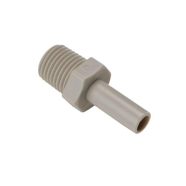 External thread - HCJ-I - FluidFit HCJ Male stem adapter NPTF (inch)