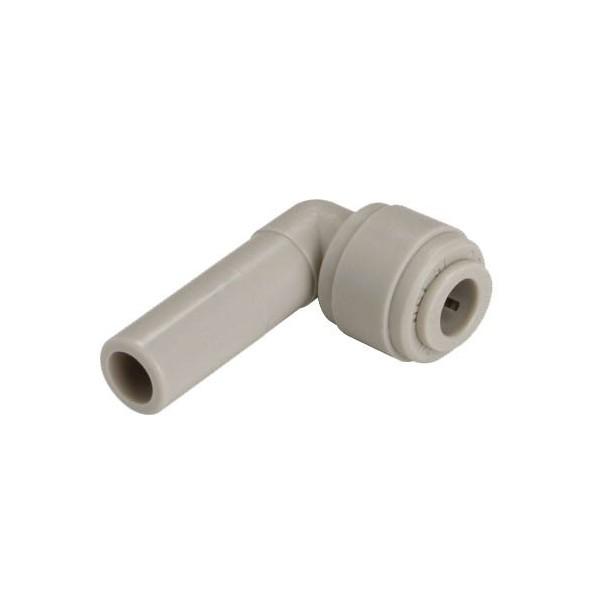Vinkelkopplingar - HLJ-I - FluidFit HLJ Union elbow tube with stem (inch)